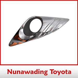Genuine Toyota Front Bumper Hole Cover Assembly for Camry/Aurion AVV50 2011-2017