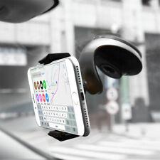 CAR PHONE HOLDER 360°WINDSHIELD DASHBOARD MOUNT BRACKET FOR IPHONE GPS SAMSUNG
