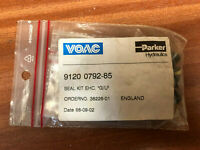 9120 0792-85 VOAC Parker Mobile Hydraulic Seal Kit EHC Hannifin Oil Pump Motor