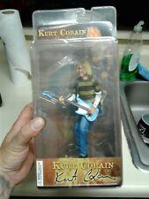 Kurt Cobain Nirvana Smells Like Teen Spirit Action Figure - NECA New Sealed