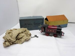 O GAUGE HORNBY SERIES L475 M3 TANK LOCOMOTIVE LMS 2270 - BOXED WITH KEY