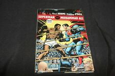 DC MUHAMMAD ALI VS. SUPERMAN DELUXE EDITION  HARDCOVER NM/SEALED
