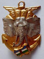 Insigne EFAO BOUAR ELEPHANT ASSISTANCE OPERATIONNELLE EMAIL AILES DOREES FIA