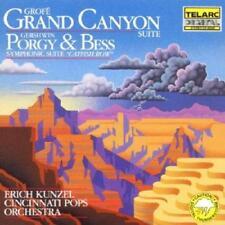 Grofé/Gershwin - Grand Canyon Suite/Catfish Row (NEW CD)