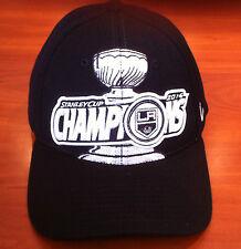 Los Angeles Kings Zephyr XL Flex Fit Hat Cap NHL 2014 Stanley Cup Champions