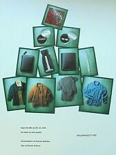 Porsche 911 993 986 996 Accessories Official Showroom Poster 1995 FINAL