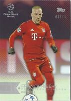 Topps Showcase Champions League 2015/16 Red #/25
