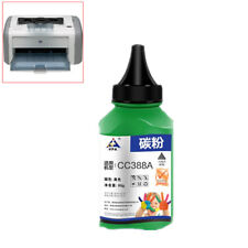 1 Bottle 80g Universal Black Printer Toner Refill Choose For HP/CANON