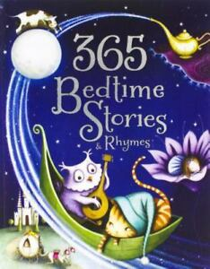 365 Bedtime Stories & Rhymes by Parragon