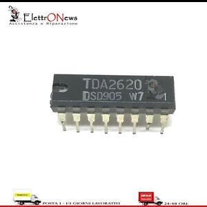 Circuito Integrato TDA2620 TDA 2620