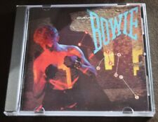 David Bowie - Lets Dance CD 1983 / 19?? EMI US Club Edition CDP 546002