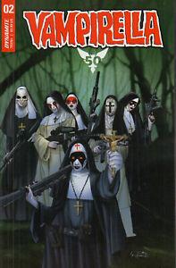 Vampirella Nr. 2 (2019), Variant Cover Gündüz, Neuware, new