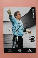Robert Enke Autogrammkarten Autogrammkarte Hannover 96 FC Bayern München BVB VFB