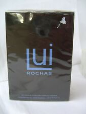 LUI ROCHAS Perfumed GEL DOUCHE Corps & Cheveux 200 ml ORIGINAL RARE