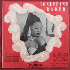 """JOSEPHINE BAKER   25 CM 10""""  J' AI DEUX AMOURS"""