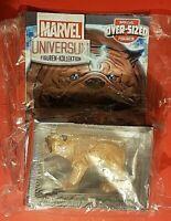 Lockjaw oversized Spezial-Figuren Kollektion Marvel Panini ,Figur+Heft