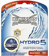 Wilkinson Sword Hydro 5 Men's Razor Blades 8 Pack. NEW GENUINE PLUS FREE P&P