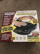 Nuwave Kitchen cooktop