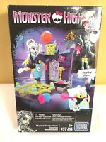 Mega Bloks Monster High Physical Deaducation Frankie Stein Doll NEW In Box