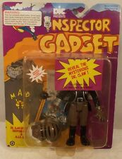 Inspector Gadget - Dr. Claw Villain With M.A.D. Cat Bomb Dropping Hand (MOC)