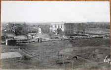 Cuba 1930s Realphoto Postcard: 'Edificio de la Aduena' - Victor Foto