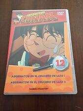 DETECTIVE CONAN DVD 12 - 1 DVD - 2 CAPS - 50 MIN - JONU MEDIA PLANETA DEAGOSTINI