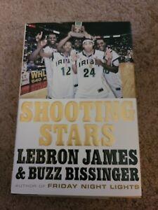 "Upper Deck UDA COA Autographed LeBron James ""Shooting Stars"" Book 1st Print 🔥🔥"