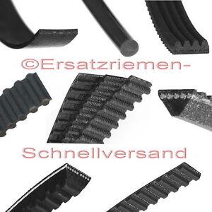 Zahnriemen / Antriebsriemen 19 mm EMCO Maximat V10-P Drehmaschine V 10 P