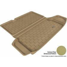3D Maxpider Chevrolet Sonic 2012-2018 Kagu Tan Cargo Liner Stowable