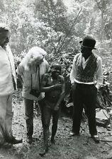 CATHERINE DENEUVE  PHILIPPE NOIRET  L'AFRICAIN  1982 VINTAGE PHOTO ORIGINAL