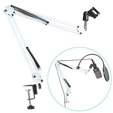 Neewer Broadcast Microphone Foldable Suspension Boom Scissor Arm Stand Support