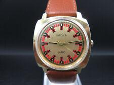 "R670⭐⭐ Vintage "" BIFORA LASSO  "" Handaufzug Armbanduhr  ⭐⭐"