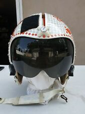 USAF HGU-22/P Flight Helmet Size large MFG Sierra Engineering Co