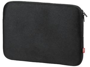 """Funda de neopreno para portátil de 12,5 a 13,3"""" ISY INB-500. Color Negro."""