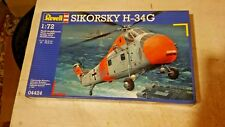 1:72 REVELL SIKORSKY H-34G Mdl No. 04424 BEST ONLINE PRICING -one with 18$ bid