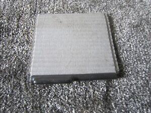 MERCEDES SL R129 CENTER CONSOLE ASHTRAY/CASSETTE TAPE HOLDER COVER 31/21