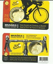 BELGIË I 2019- 2,50 € -Start Ronde van Frankrijk/Départ Tour de France BRUS -BU!