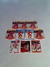 *****Tim Hunter*****  Lot of 24 cards.....7 DIFFERENT / Hockey