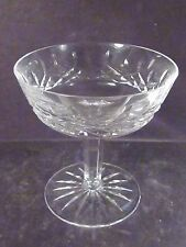 """Waterford Lismore SHERBET CHAMPAGNE GLASS 4 1/8"""""""