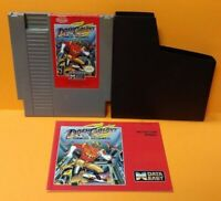 Dash Galaxy -  Nintendo NES Game, Manual, Dust Cover, Rare Tested Authentic