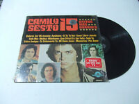 Camilo Sesto – 15 Exitos Mas Grandes - Disco Vinile 33 Giri LP Album USA 1980