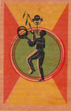 Jonglerie Juggling CIRQUE CIRCUS IMAGE CARD MATCHBOX LABEL 60s
