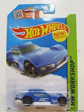 HOT WHEELS - DRIFTSTA -  BLUE - HW WORKSHOP - CFH23-07B3 - LONG CARD - NEW