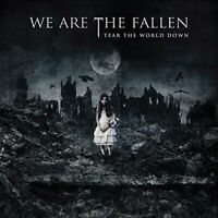 We Are The Fallen - Tear The World Down [CD]