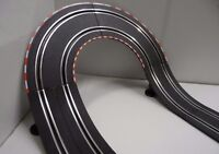 New Carrera Go Track Raised Corner/Curve With Supports 1:43
