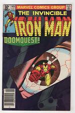 Iron Man #149 (Aug 1981, Marvel) [Dr. Doom - Newsstand] Michelinie Romita Jr c
