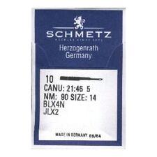 Schmetz Stärke 90 JLX2 /10 Nadeln von Bernina für die Covernaht empfohlen  #7453