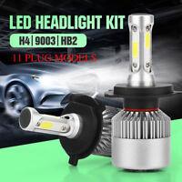 H1 H4 H7 H11 9004 9005 9006 9007 72W 16000LM LED Headlight Conversion Kit Bulbs