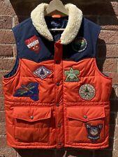 New listing Very Rare Polo Ralph Lauren Yosemite Sportsmen Gilet Body Warmer Size M
