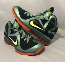 sports shoes 1dca2 d91a9 Nike LeBron 9 Cannon Size 11